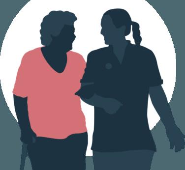 interactie met ouderen