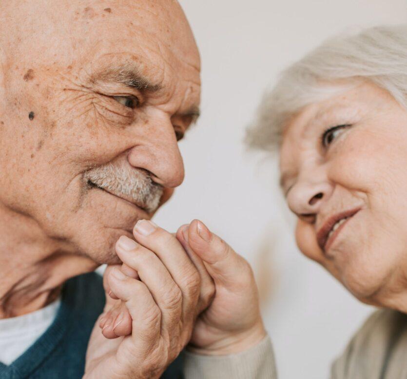 Liefde ouderen