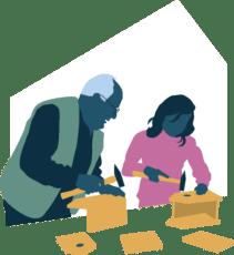 Sociale behoeften van ouderen