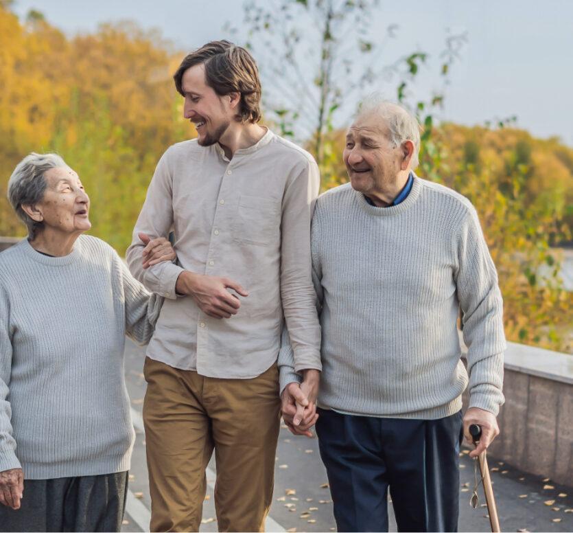 Mensgerichte ouderenzorg