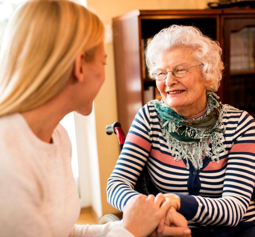 Sociale netwerken ouderen