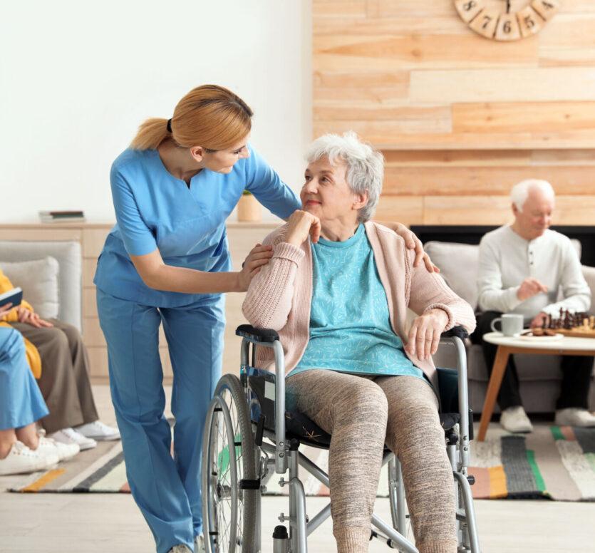 Kwaliteitsverbetering ouderen